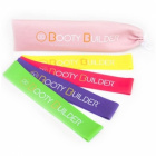 Mini Bands, pink, 4-pack, Booty Builder