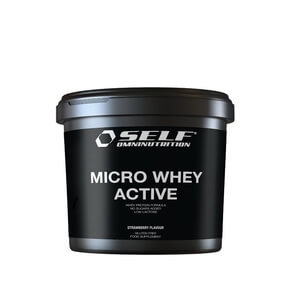 Micro Whey Active, 1 kg, Self