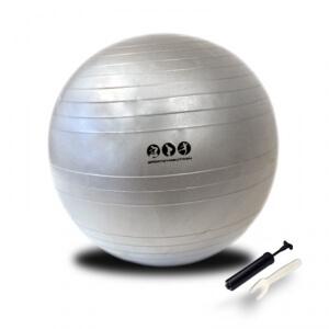 Gymboll 75 cm, grå, JTC Fitness
