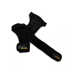 Kolla in Lifting Grips, black, JTC Power hos SportGymButiken.se