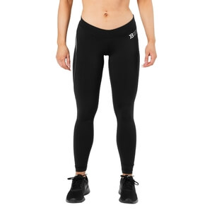 Women's Tights, black, Better Bodies i gruppen Kläder / Dam / Byxor / Träningstights hos Sportgymbutiken.se (BB-110785-999r)