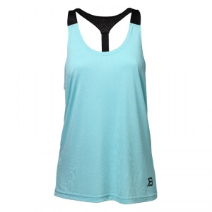 Kolla in Loose Fit Tank, light aqua, Better Bodies hos SportGymButiken.se