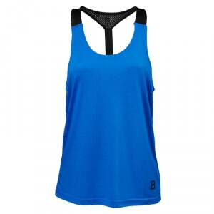 Kolla in Loose Fit Tank, strong blue, Better Bodies hos SportGymButiken.se