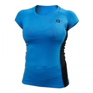 Kolla in Performance Soft Tee, bright blue, Better Bodies hos SportGymButiken.se