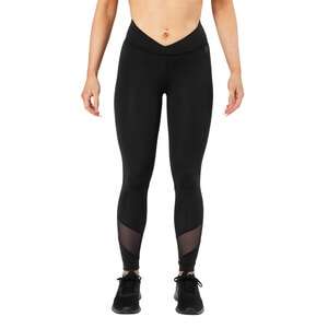 Wrap Tights, black, Better Bodies i gruppen Kläder / Dam / Byxor / Träningstights hos Sportgymbutiken.se (BB-110805-999r)