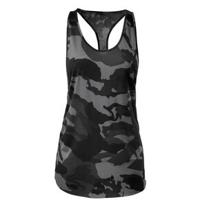Kolla in Chelsea T-back, dark camo, Better Bodies hos SportGymButiken.se