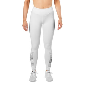 Madison Tights, white, Better Bodies i gruppen Kläder / Dam / Byxor / Träningstights hos Sportgymbutiken.se (BB-110840-001r)