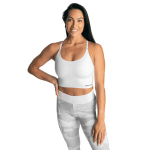 Kolla in Astoria Seamless Bra, white, Better Bodies hos SportGymButiken.se