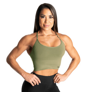 Kolla in Astoria Seamless Bra, wash green, Better Bodies hos SportGymButiken.se