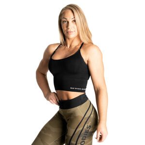 Kolla in Astoria Seamless Bra, black, Better Bodies hos SportGymButiken.se