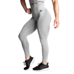 Kolla in Rockaway Tights, light grey melange, Better Bodies hos SportGymButiken.