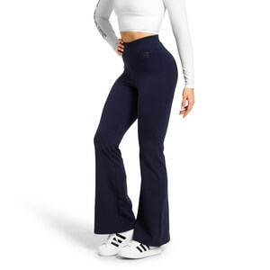 Kolla in Chrystie Flare Pants, dark navy, Better Bodies hos SportGymButiken.se