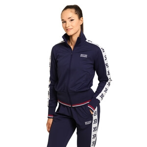 Kolla in Chelsea Track Jacket, dark navy, Better Bodies hos SportGymButiken.se