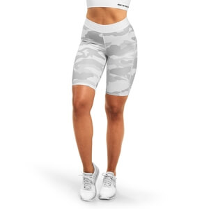 Kolla in Chelsea Shorts, white camo, Better Bodies hos SportGymButiken.se