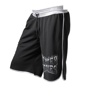 Mesh Gym Short, black/grey, Better Bodies i gruppen Kläder / Herr / Byxor / Shorts hos Sportgymbutiken.se (BB-120725-986r)