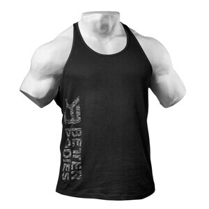 Kolla in Symbol Printed T-back, black, Better Bodies hos SportGymButiken.se