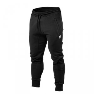 Kolla in Tapered Joggers, black, Better Bodies hos SportGymButiken.se