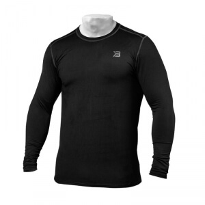 Kolla in Performance Long Sleeve, black, Better Bodies hos SportGymButiken.se