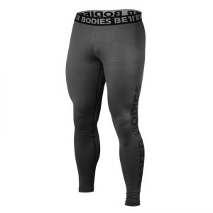 Kolla in Men's Logo Tights, iron, Better Bodies hos SportGymButiken.se