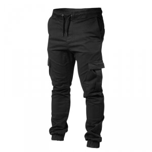 Kolla in BB Alpha Street Pants, black, Better Bodies hos SportGymButiken.se