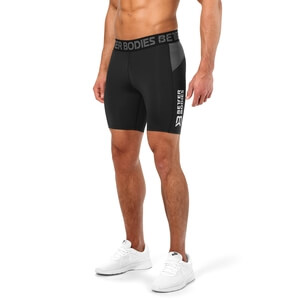 Kolla in Compression Shorts, black, Better Bodies hos SportGymButiken.se