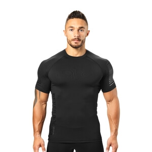 Kolla in Performance PWR Tee, black, Better Bodies hos SportGymButiken.se