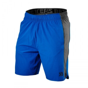 Brooklyn Shorts, strong blue, Better Bodies i gruppen Kläder / Herr / Byxor / Shorts hos Sportgymbutiken.se (BB-120864-573r)