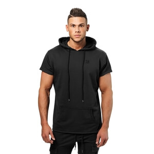 Kolla in Bronx T-Shirt Hoodie, wash black, Better Bodies hos SportGymButiken.se
