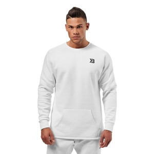 Kolla in Astor Sweater, white, Better Bodies hos SportGymButiken.se