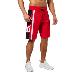 Kolla in Ript Shorts, bright red, Better Bodies hos SportGymButiken.se