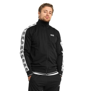 Kolla in Bronx Track Jacket, black, Better Bodies hos SportGymButiken.se