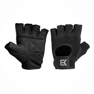 Kolla in Basic Gym Gloves, black, Better Bodies hos SportGymButiken.se