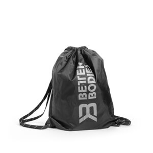 Kolla in Stringbag BB, black/grey, Better Bodies hos SportGymButiken.se