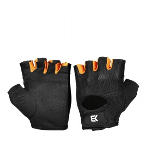 Womens Training Glove, black/orange, Better Bodies i gruppen Produktkyrkogården hos Sportgymbutiken.se (BB-130350-987r)