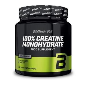 Creatine Monohydrate, 500g, BioTech USA