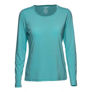 Kolla in Base L/S Tee, opal, Daily Sports hos SportGymButiken.se