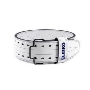 IPF Powerlifting Belt, vit, Eleiko