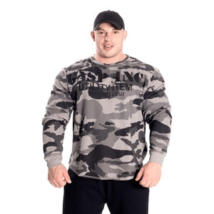 Kolla in Thermal Gym Sweater, tactical camo, GASP hos SportGymButiken.se