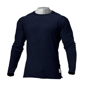 Kolla in Broad Street L/S, dark navy, Better Bodies hos SportGymButiken.se