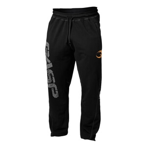 Vintage Sweatpants, black, GASP