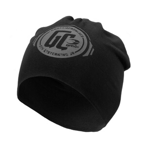 Kolla in World Off Beanie, black, GASP hos SportGymButiken.se