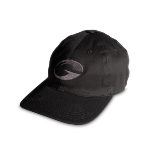 GASP Cap, black/grey, GASP