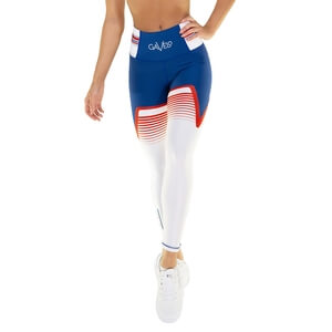 Grand Slam Tights, blue/white, Gavelo