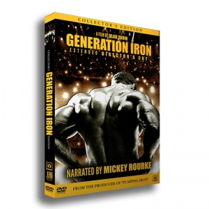 Generation Iron (DVD), The Vladar Company | SportGymButiken.se