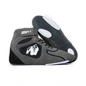 Chicago High Tops LTD, grey/black, Gorilla Wear