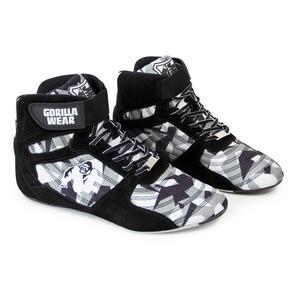 new products 1e1be f0ecd ... Gorilla Wear Perry High Tops Pro, blackgrey camo, 36 Kampsportskor  unisex ...