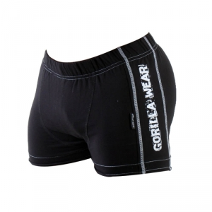 Heavy Shorts, black, Gorilla Wear | SportGymButiken.se