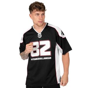 Athlete T-Shirt 2.0 (Gorilla Wear), black/white, Gorilla Wear