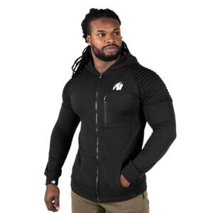 Delta Hoodie, black, Gorilla Wear