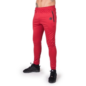 Bridgeport Joggers, red, Gorilla Wear